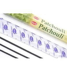 Incense Patchouli. Lot of 100 sticks Brand HEM
