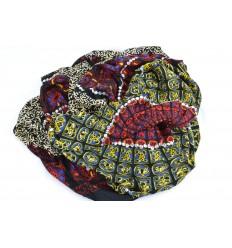 Sarong indonésien 170x115cm paréo de plage, foulard, batik...