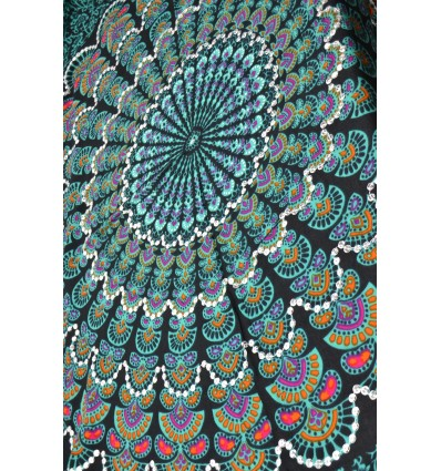 Sarong Bali 170x115cm sarong beach, big scarf, or wall hanging.