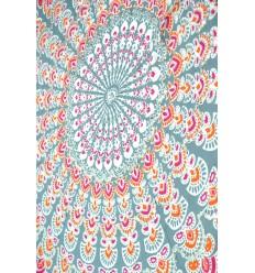 Bali Sarong 170x115cm spiaggia pareo, grande sciarpa, o decorazione tessile.