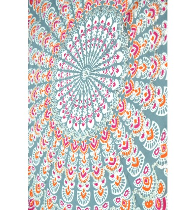 Pareo Bali 170x115cm pareo beach, grande sciarpa, o per la decorazione tessile.