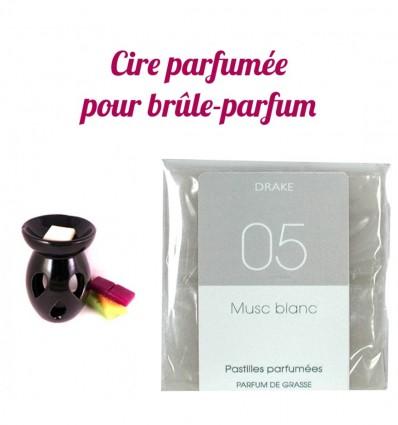 """Pastilles de cire parfumée, senteur """"Illusion"""" par Drake"""