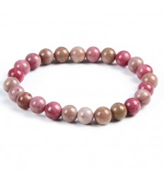 Bracelet Lithotherapie in Rhodocrosite - Anti-stress