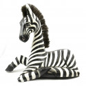Statua di legno della Zebra deco room mestiere safari africano savana.