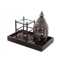 Brule profumo di Buddha, giardino in stile Zen.