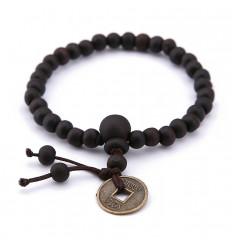 Bracelet spécial Feng Shui de fortune - Perles 6mm - Livraison gratuite !!!