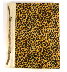 Great album leopard pattern 160 photos - Artisanal-and wildly chic !