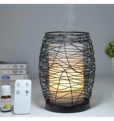 Volupsia, diffuser ultrasonic for essential oils design.