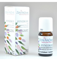 Essential oils for diffuser, synergy revitalizing immunity.