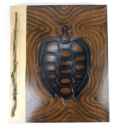 album photo vacances recycl fait main artisanal original tortue. Black Bedroom Furniture Sets. Home Design Ideas