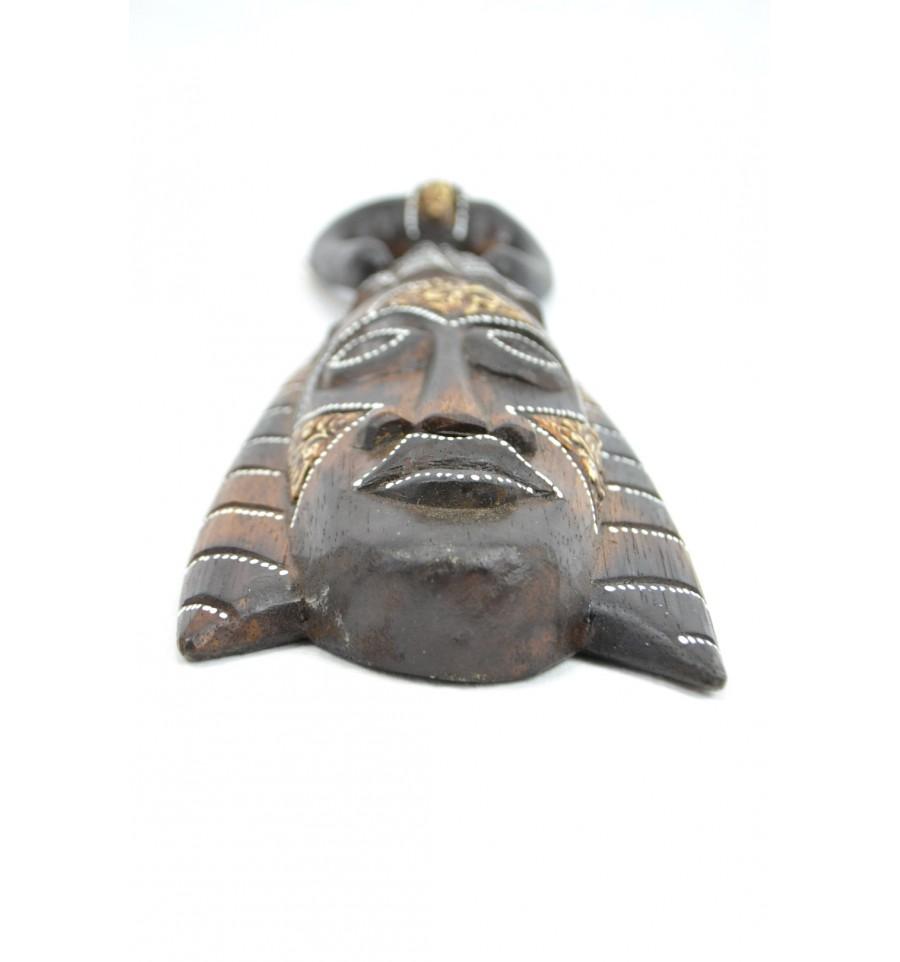 Masques africains en bois pas chers achat d co africaine for Acheter decoration