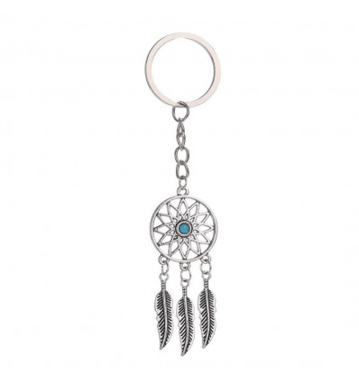 Door-key dreamcatcher metal. Free shipping !