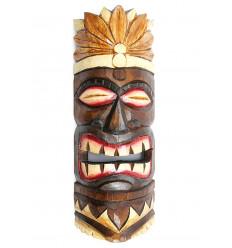 Masque tiki signification. Tiki protecteur du foyer. Tiki Tahiti.