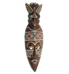 African mask bird purchase not expensive. African crafts online.