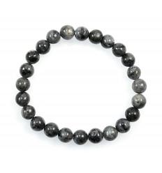 Bracelet labradorite, pierre de protection psychique lithothérapie.