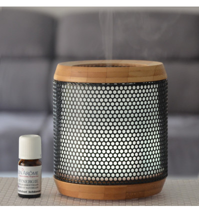 Diffuser ultrasonic for essential oils design, elipsia.