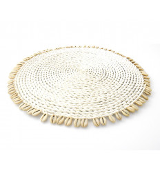Placemats tablemats ethnic chic. Deco table exotic.