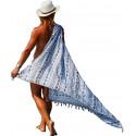Paréo de Bali top tendance, étole robe ou jupe de plage pas cher..