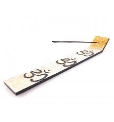 porte-encens bâtons en bois style chinois japonais, maison du monde.