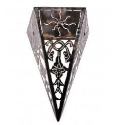 wall moroccan wrought iron triangular, purchase cheap.