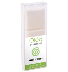 """Pastilles de cire parfumée aux huiles essentielles, synergie """"Anti Stress"""" par Drake"""