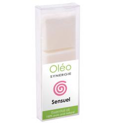 """Pastilles de cire parfumée aux huiles essentielles, synergie """"Sensuelle"""" par Drake"""