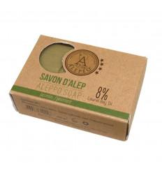 Aleppo sapone profumo di gelsomino. Aleppo sapone artigianale di acquisto non costoso.