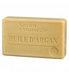 Marseille soap enriched with argan oil, moisturizing anti-wrinkle.