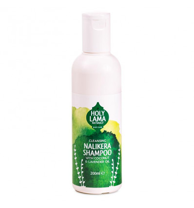 Shampoo natural ayurvedic vegan essential oils