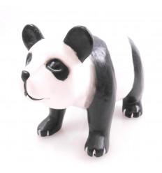 Statuetta Panda, 15cm. Realizzato e dipinto a mano. Decorazione al prezzo più basso