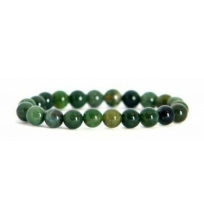 Bracelet Lithotherapie Agate natural Balance of the energies.