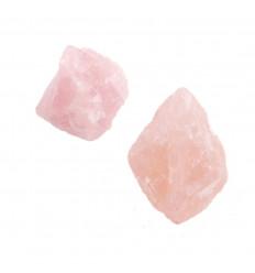 Quartz rose - Pack de pierres brutes naturelles à petit prix