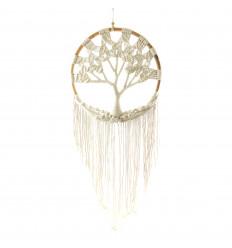 Decoration wall bohemian. Tree of life macrame. H115cm