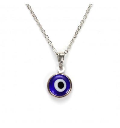 Bracelet lucky Onyx, natural - Eye Turkish