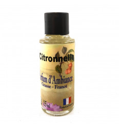 Extract air freshener, Fragrance Lemongrass, Manufactured in Grasse