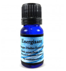 Mixture of Essential Oils Energizing for Atmospheric Diffusion