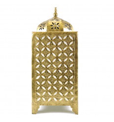 Lamp Oriental Golden Wrought Iron Craft 60cm Deco Moroccan