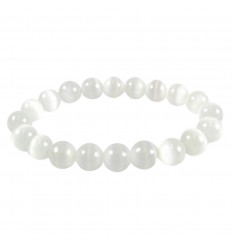Bracelet Lithotherapie Moon Stone - the Stone of femininity