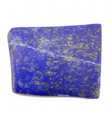 Lapis Lazuli d'Afghanistan, pierre forme libre polie 94g, Rare