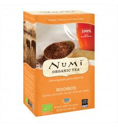 Organic rooibos, decaffeinated red tea herbal tea without GMO fair - numi tea