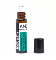 Morning Toning Energizing Citrus Essential Oils Roll-On