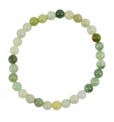 Jade AAA bracelet - 6mm balls