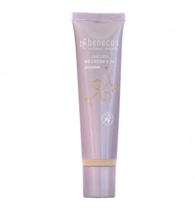 Organic BB Cream 30ml Porcelain Tint - Benecos