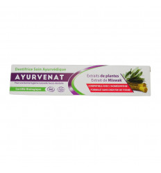 Organic Organic Ayurvedic Toothpaste - Ayurvenat box