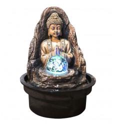 Fountain Zen Buddha Peace, ball Led lighting. Purchase cheap.
