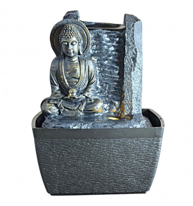 Indoor fountain Buddha Serenity, purchase small model cheap.