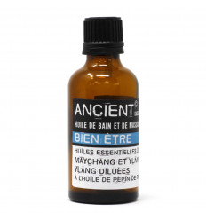 "Massage Oil / ""Well-Being"" Bath Oil - 50ml"