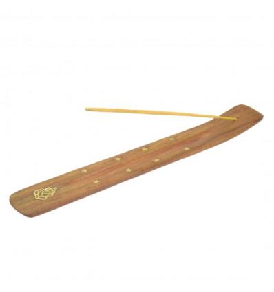Incense holders wooden motif Ganesh - sticks