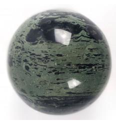Jaspe Kambamba Sphere of Madagascar Rare, Promotes Sleep