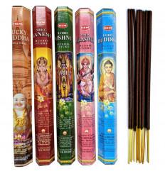 Bouquet Bouddhisme Hindouisme HEM 100 bâtonnets